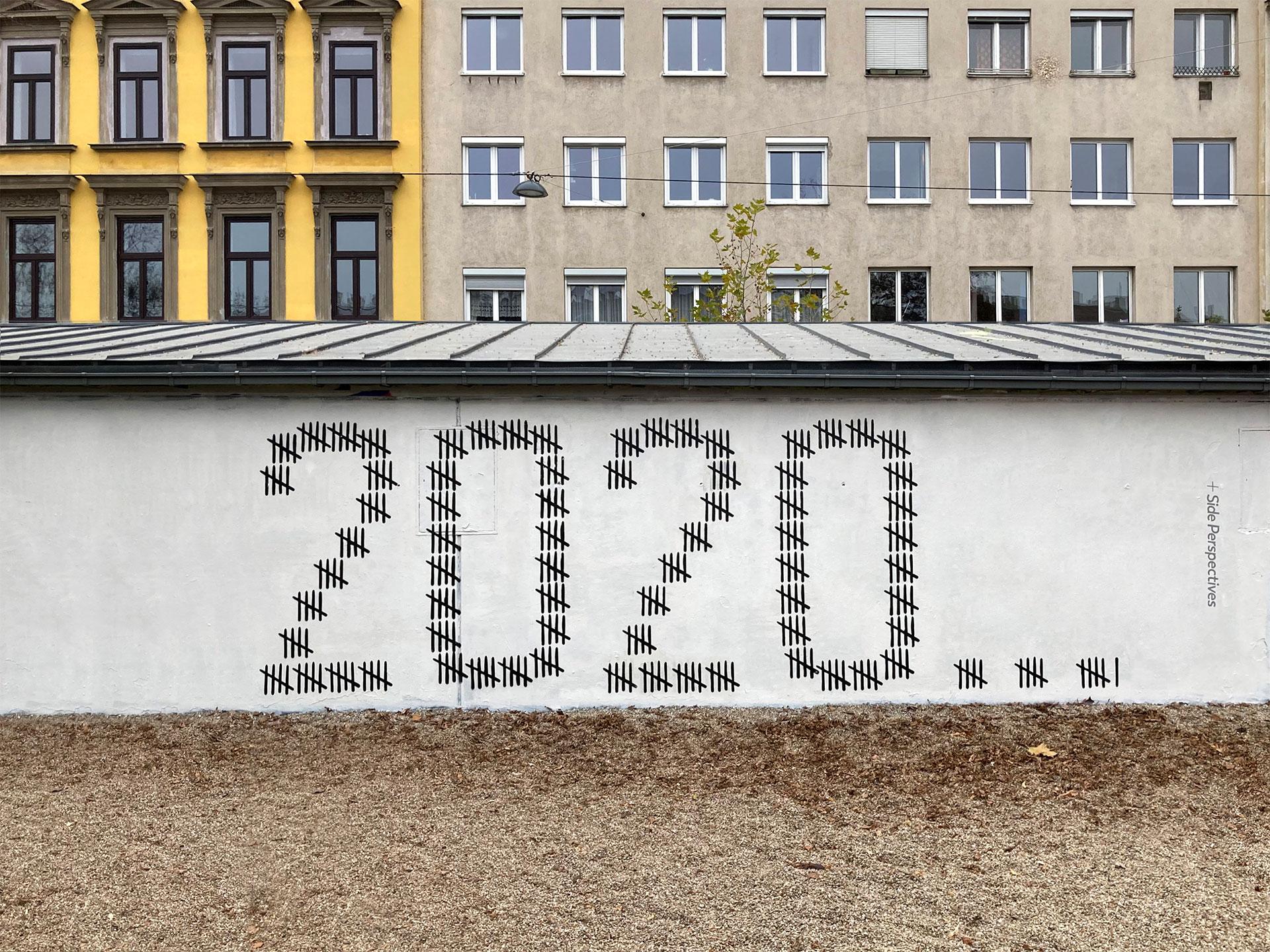 2020... - Mural